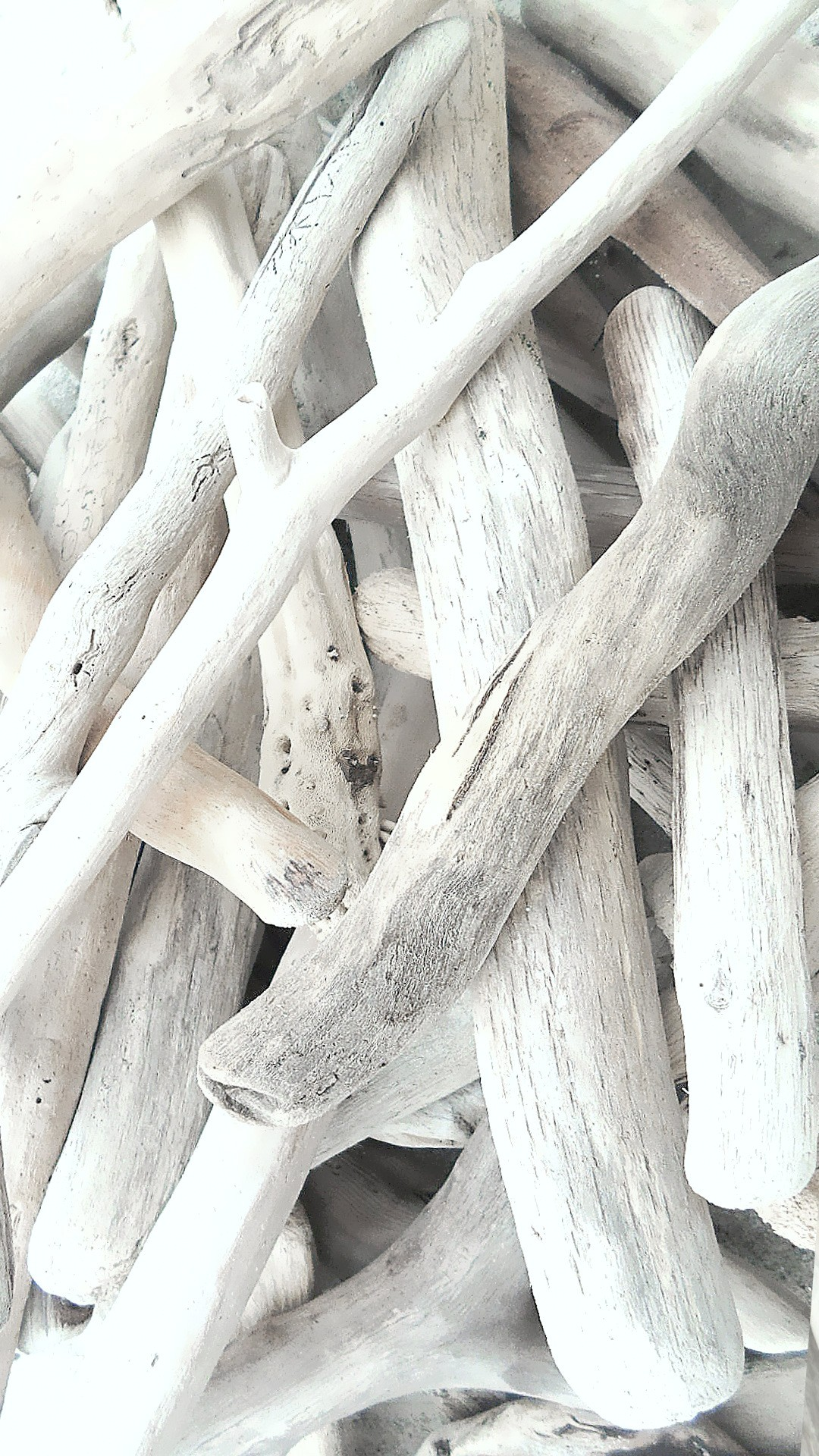 Créations En Bois Flotté driftwood long, driftwood for various creations and unusual