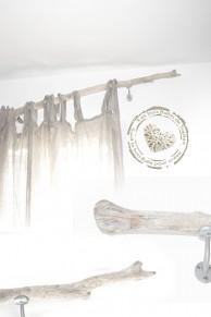 Driftwood rods