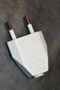 Aluminium electric socket E27