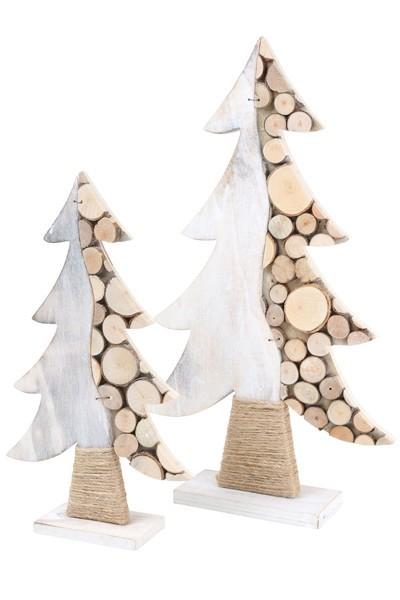 Natural wood fir