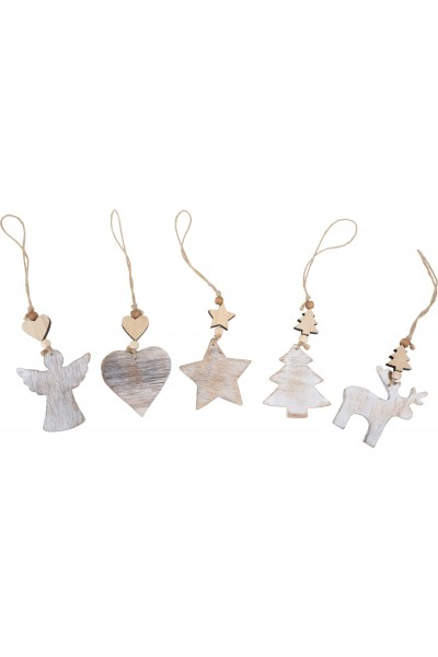 Christmas decorations to hang