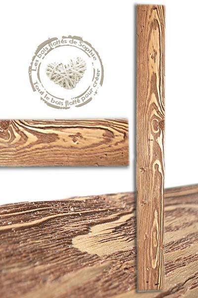 Planches de palettes shabby chic les bois flott s de sophie for Les bois flottes