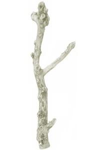 Branche en bois flotté