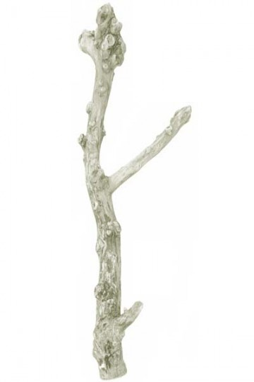 branche en bois flott avec ramifications pour d coration. Black Bedroom Furniture Sets. Home Design Ideas