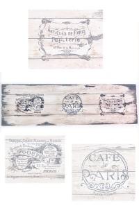 Panneau décoratif PHARES