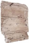 Panneau en bois flotté