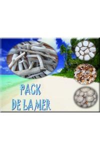 """Pack de la mer """" offre découverte """""""