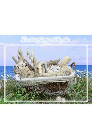 Papelera creativa - Driftwood