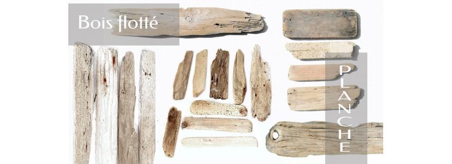 Vente de planches en bois flott pour de multiples for Petit bois flotte
